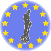 Segway tour and events in Prague logo