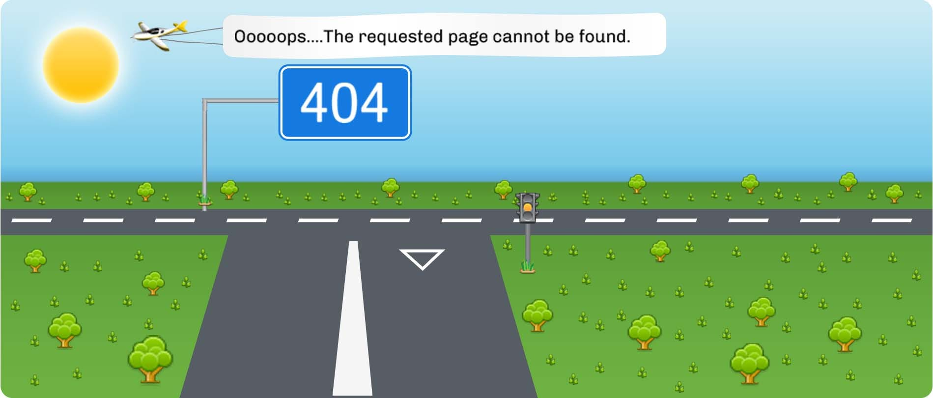 Oops! Page not found...