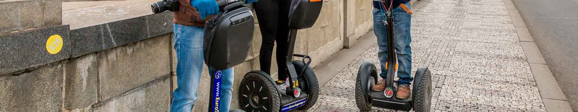 1 hour prague segway tour review background
