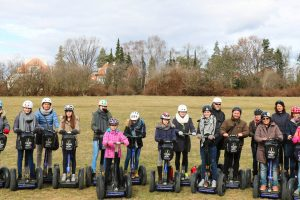 Prague Canyon segway tour
