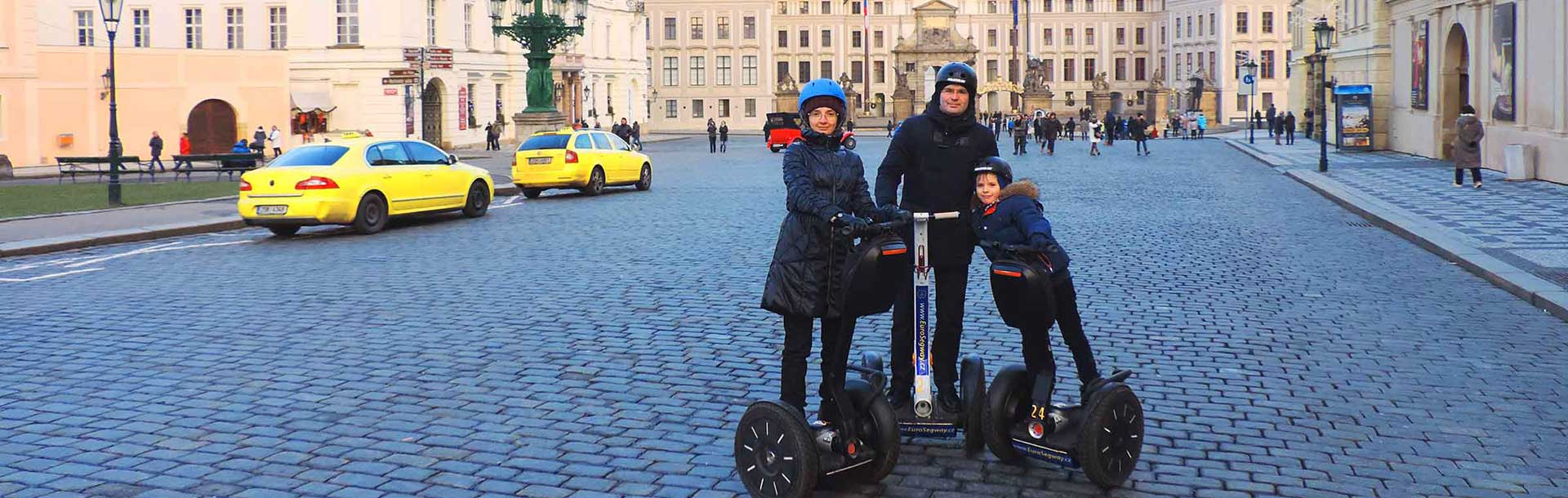 Castle Segway Tour